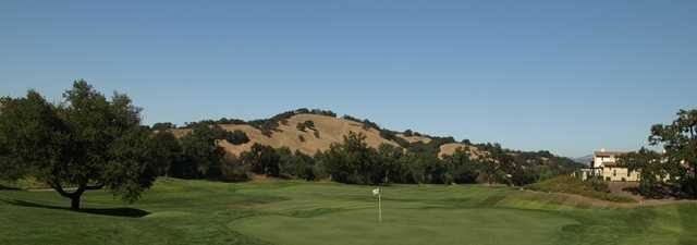 Eagle Ridge Golf Club - hole 4