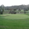 A view of green at Gavilan Golf Course