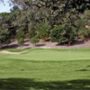 A view of hole #16 at Tehama Golf Club