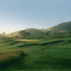 A view of the 12th green at CordeValle Golf Club