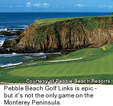 Pebble Beach Golf Links - Hole 8
